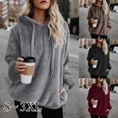 Fashion, hooded, Winter, XL