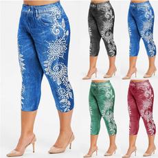 Women Pants, printingpant, Leggings, Fashion