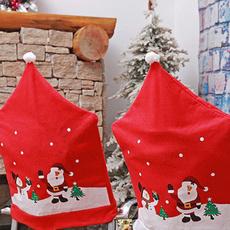 decoration, chaircover, Fashion, Christmas