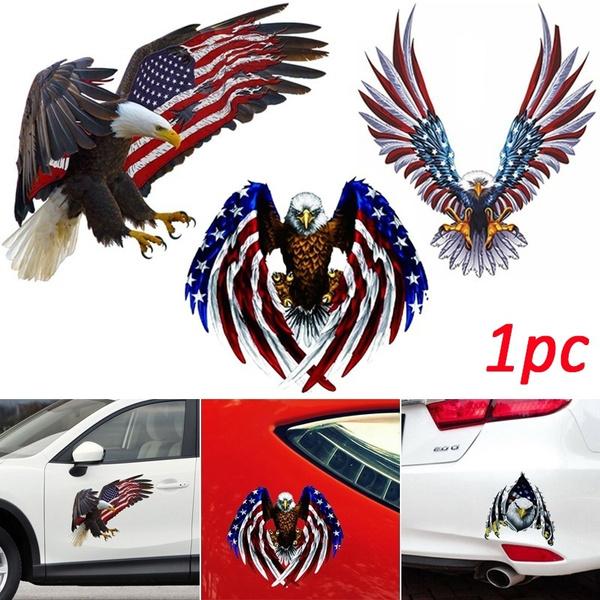 cardecor, americaneagle, windowsticker, Car Sticker