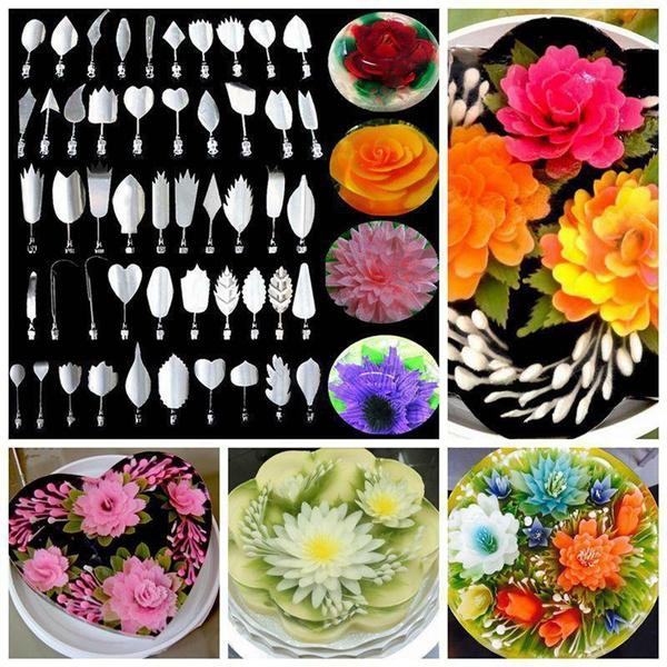 Flowers, art, Tool, Handmade