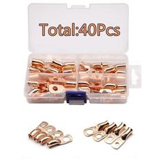Copper, Jewelry, wireterminal, Battery
