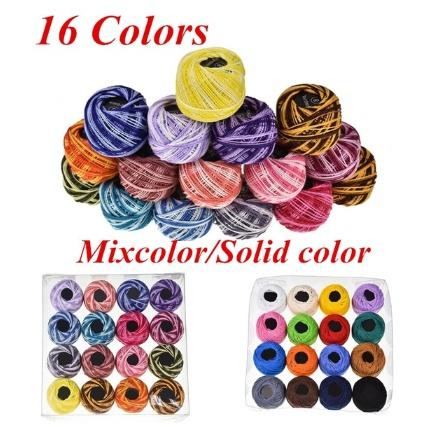 Ball, Knitting, Thread, Cross