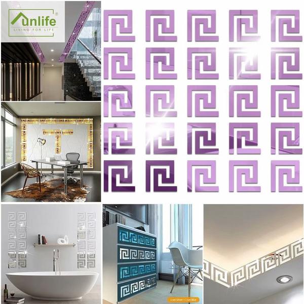 peelandstickertile, Home Decor, Waterproof, Stickers
