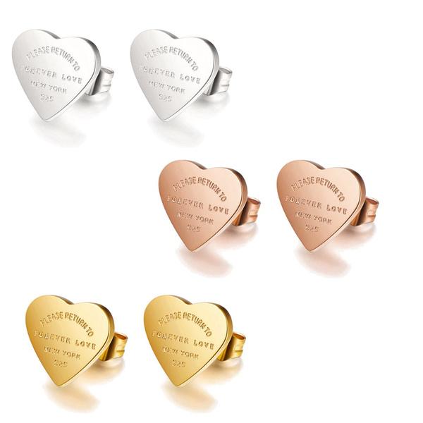 Steel, Heart, fashion women, Love