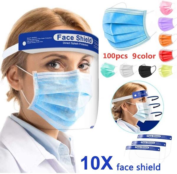 shield, faceshield, Face Mask, Masks