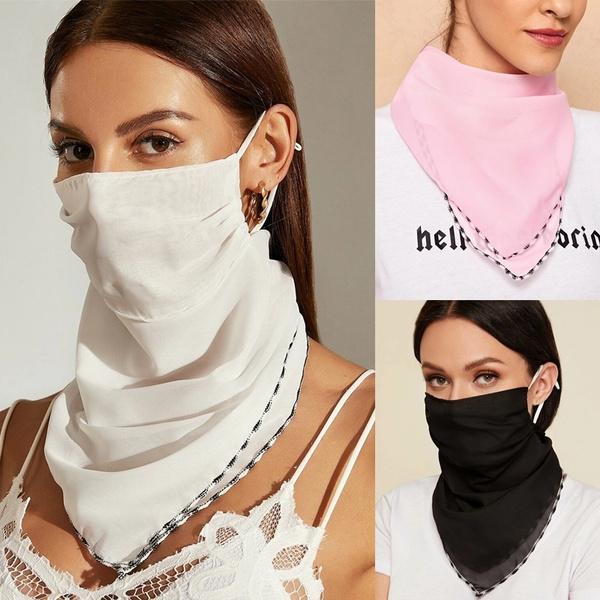 Summer, womenmask, Cycling, Necks