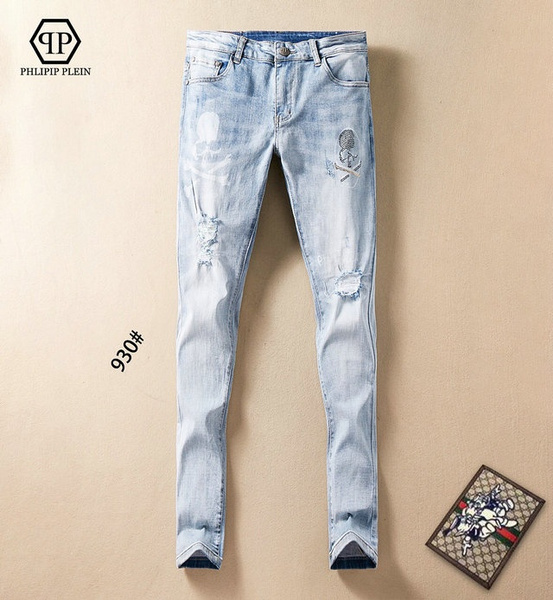 men's jeans, slim, straightjean, Elastic