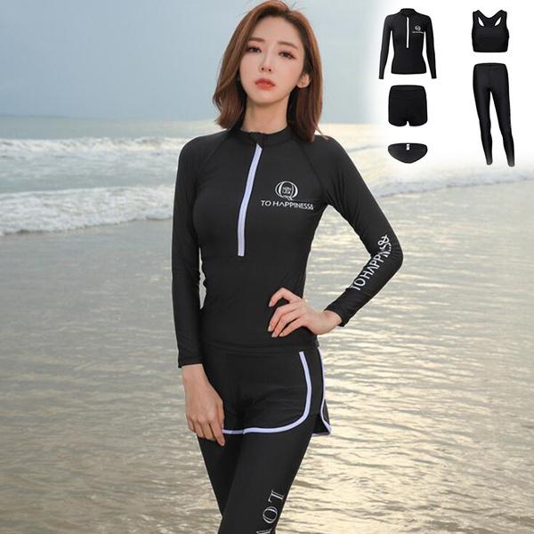 Summer, divingsuit, Fashion, highelasticity