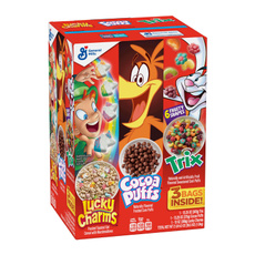 Cocoa, luckycharm, Cereal, trixcereal
