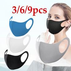 washable, Fashion, dustmask, Breathable