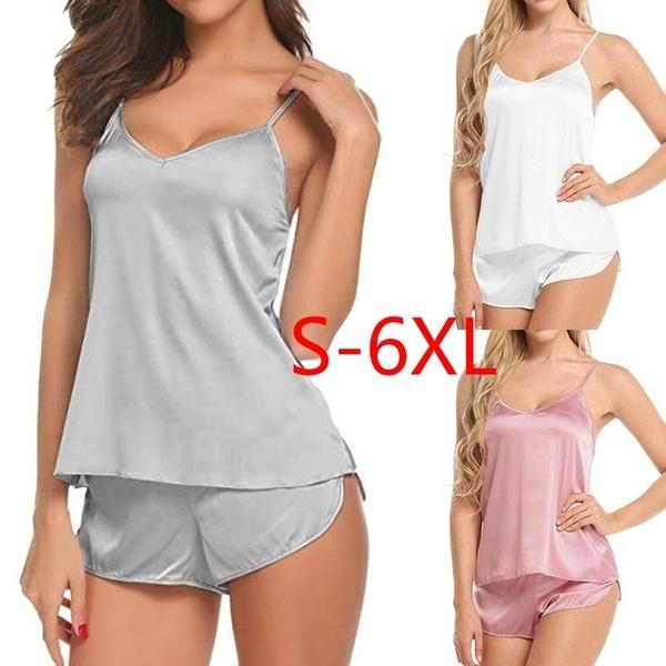 Vest, Shorts, Underwear, Women's Fashion