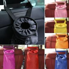 Box, garbage, carseatbackbag, Cars