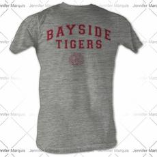 Summer, bayside, Shirt, Classics