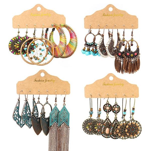 bohemia, Turquoise, Fashion, Jewelry
