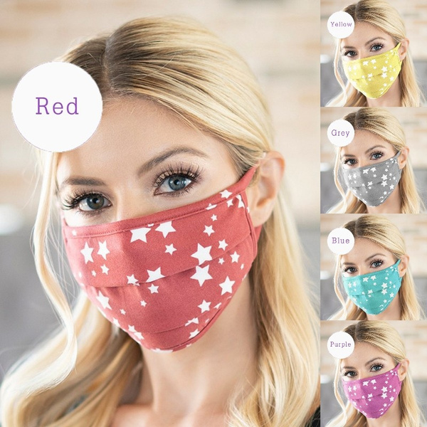 Fashion, Cotton, unisex, washablemask