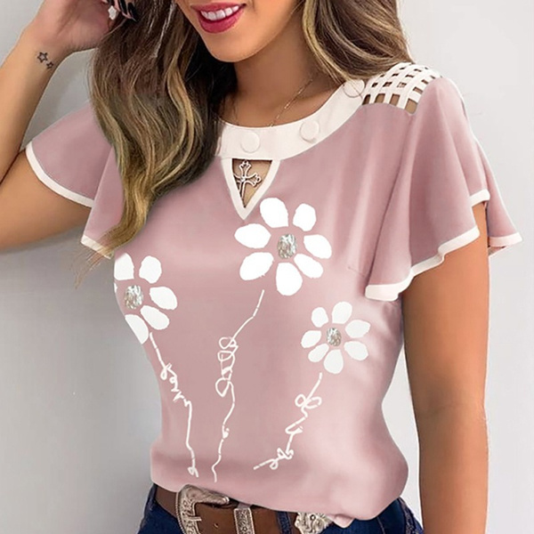 blouse, blouse women, Tops & Blouses, Sleeve
