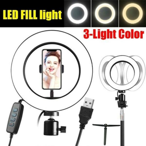 makeuplight, photolight, led, usb
