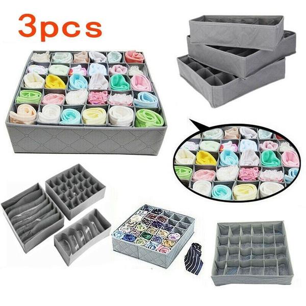 Box, socksstoragebox, drawercase, underwearorganizer