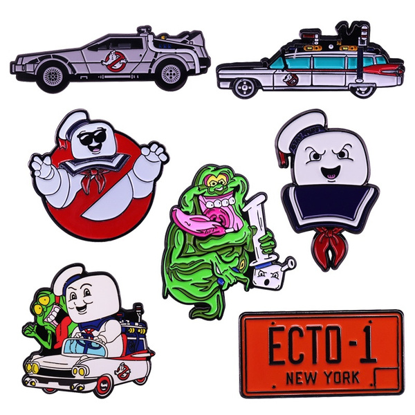 Fashion, ghostbuster, Pins, Bags