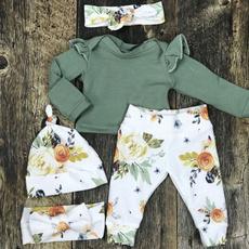 Floral, babypant, pants, floralpant
