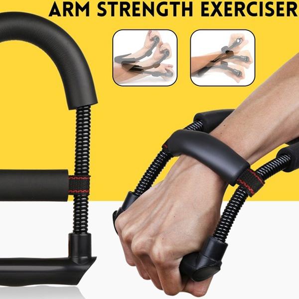 Grip Power Wrist Forearm Hand Arm Wrestling Exerciser Strengthener 2019 Z1W7