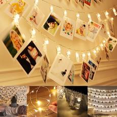 photo clip, Decor, lights, Home Decor