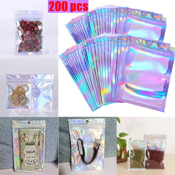 Holographic, Makeup bag, Beauty, laserbag