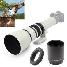 Nikon, telephotolen, 500mm, zoomlen