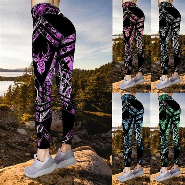 Leggings, sport legging, Ladies Fashion, Sports & Outdoors