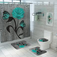 Bath, Decor, bathrug, Waterproof