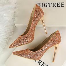 shine, Womens Shoes, shallowmouth, American