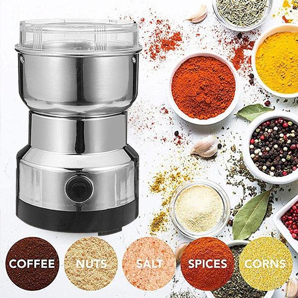 grindercoffee, Stainless Steel, Electric, stainlesssteelcoffeegrinder