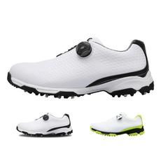 Men, golfshoesmen, Beauty, Waterproof