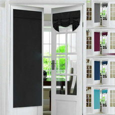 drape, living room, curtainsblind, Home & Living