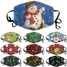 festivalmask, Christmas, unisex, christmasmask