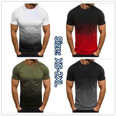 Summer, Men, summer t-shirts, short sleeves