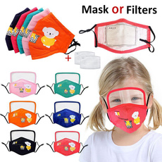 cute, dustmask, shield, faceshield