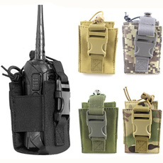 radiopouch, walkietalkieholster, airsoft', Hunting