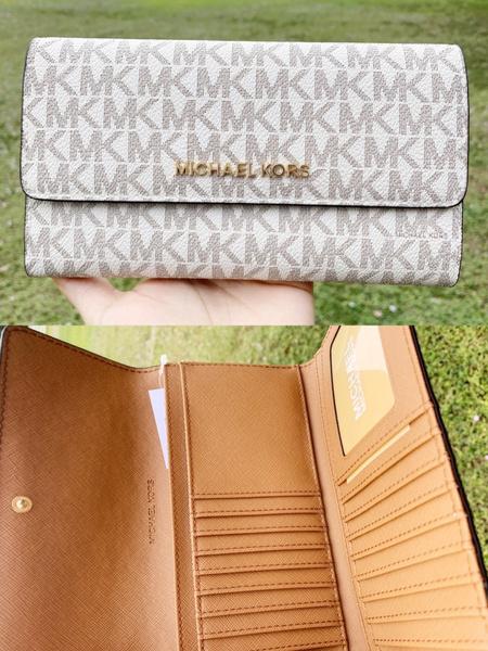 Wallet, Pvc, vanilla, Travel