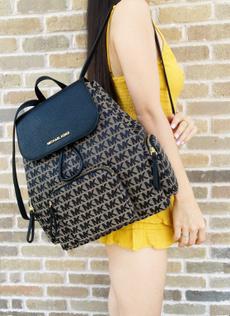 black, Beige, Handbags, Backpacks