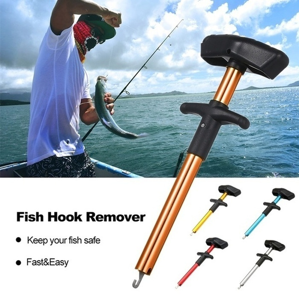 Steel, fishhookremover, Aluminum, Fishing Lure