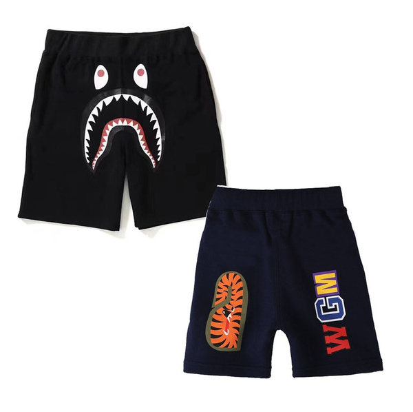 Shark, Shorts, Casual pants, pants