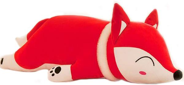 13, Toy, stuffed, Fox