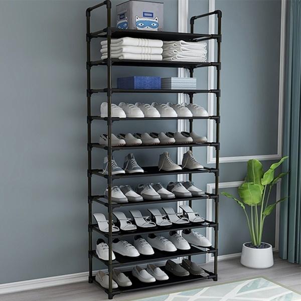 Multi-layer, Shelf, Storage, Cabinets