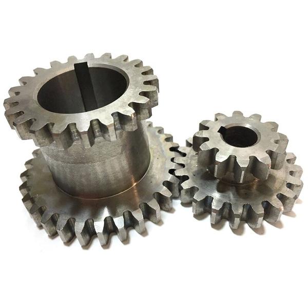 gear, 2pcsset, t20xt12, lathe