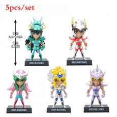 Collectibles, animesaintseiyaknightsofthezodiacpvcdoll, Toy, Christmas
