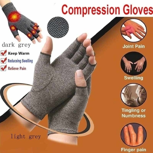 Touch Screen, compression, antiarthriti, Gloves