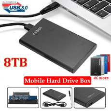 Box, case, portableharddrive, usb