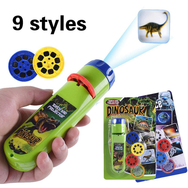 Flashlight, cute, Toy, projection